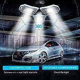 Garage Lighting 80W, Super Bright Led Garage Lights