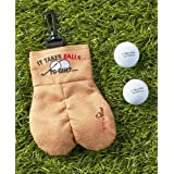 MySack Golf Ball Storage Bag   This Funny Golf Gift is Sure to Get a Laugh   Store Your Other Golf Accessories for Men Such a