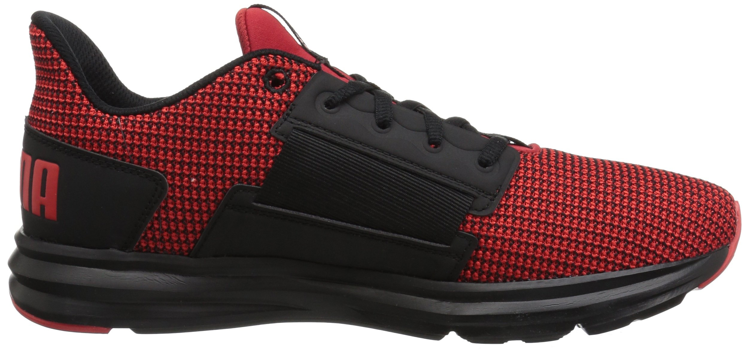 PUMA Mens Enzo Street Knit Sneaker
