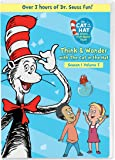 Cat in the Hat S1 V3: Think & Wonder Season Set