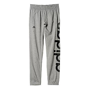 adidas ESS Lin Tap SJ – Pantalon pour Homme S Multicolore - Gris Noir ( 2935fece746