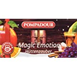 Pompadour Infusione per Bevande Calde, Magic Emotion - 20 Astuccio