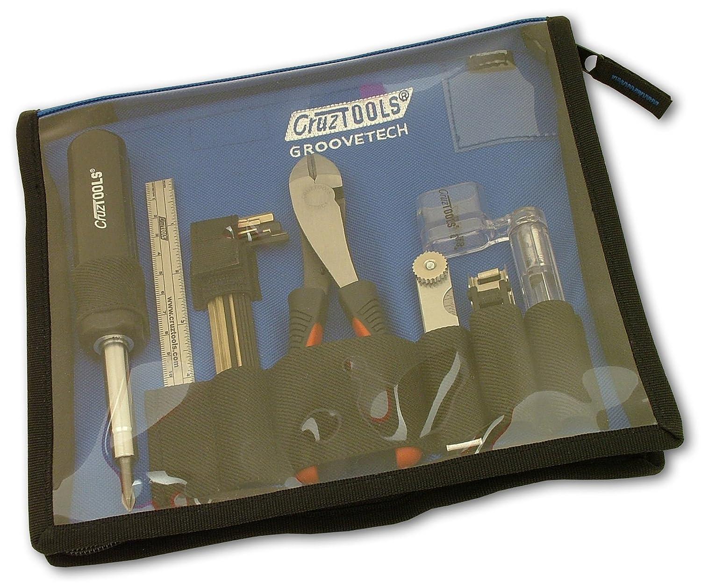 Guitar Repairing Maintenance Tools Guitar Toolkit With String Organizer Guitar Winder String Cutter Bridge Pin Peg Puller String Pure White And Translucent Tool Sets