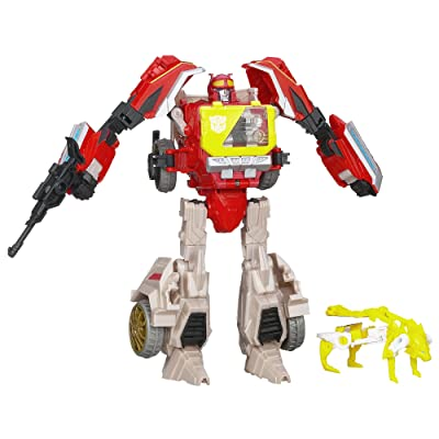 Transformers Generations Voyager Class Autobot Blaster Figure 6.5 Inches: Toys & Games