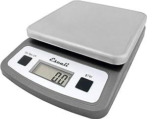 San Jamar SCDG2LP Low-Profile Digital Food/Kitchen Scale, 2lb Capacity