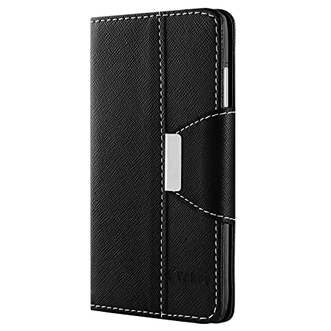 3536cff8461 iPhone 6 Funda, iPhone 6S caso, VAKOO billetera piel Folio Slim Fit suave  TPU