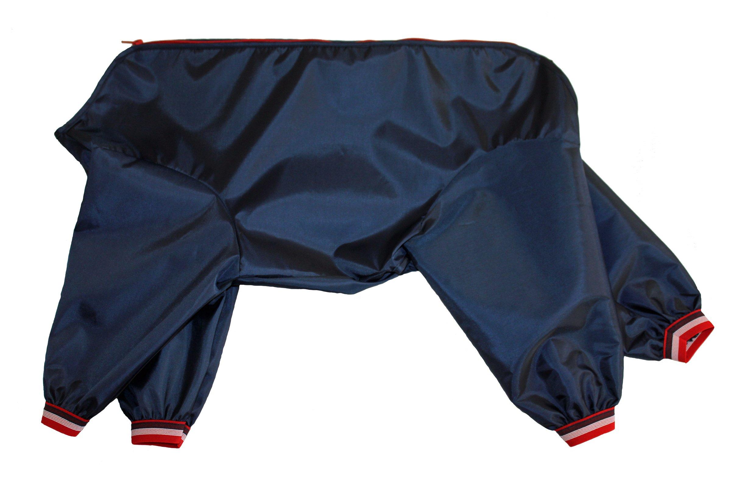 Trouser Suit - Navy - 55cm/22''