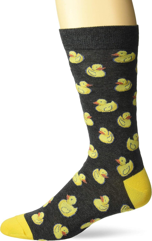 Bell Socks Mens Fun Occupational Novelty Crew Socks K