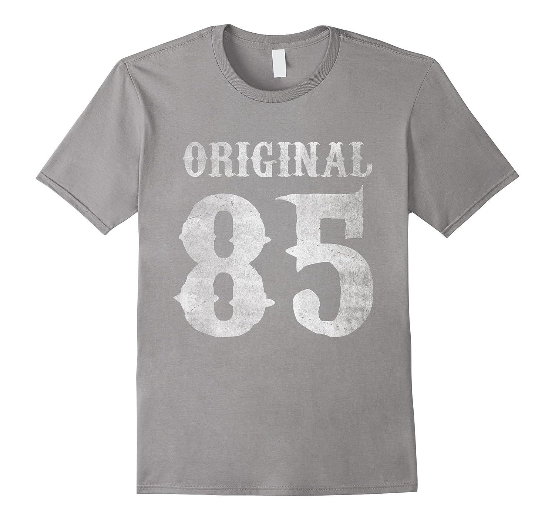 1985 Birthday Vintage T-shirt 85th Birthday Men Women kids-CD