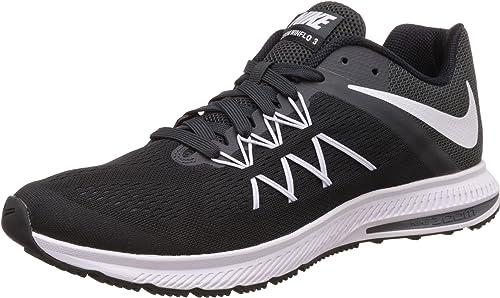 bungee jump golf Equivalente  Nike Zoom Winflo 3, Scarpe da Corsa Uomo, Nero Nero Bianco Antracite, 46  EU: Amazon.it: Scarpe e borse