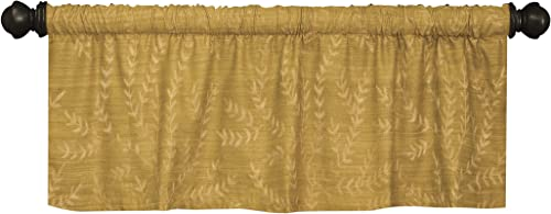 Heritage Lace Golden Bronze Willow 52 x16 Valance