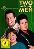DVD * Two and a half men - Mein cooler Onkel Charlie Staffel 3 Amaray [Import anglais]