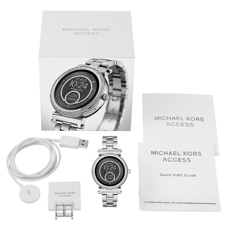 Reloj Michael Kors para Mujer MKT5020: Amazon.es: Relojes