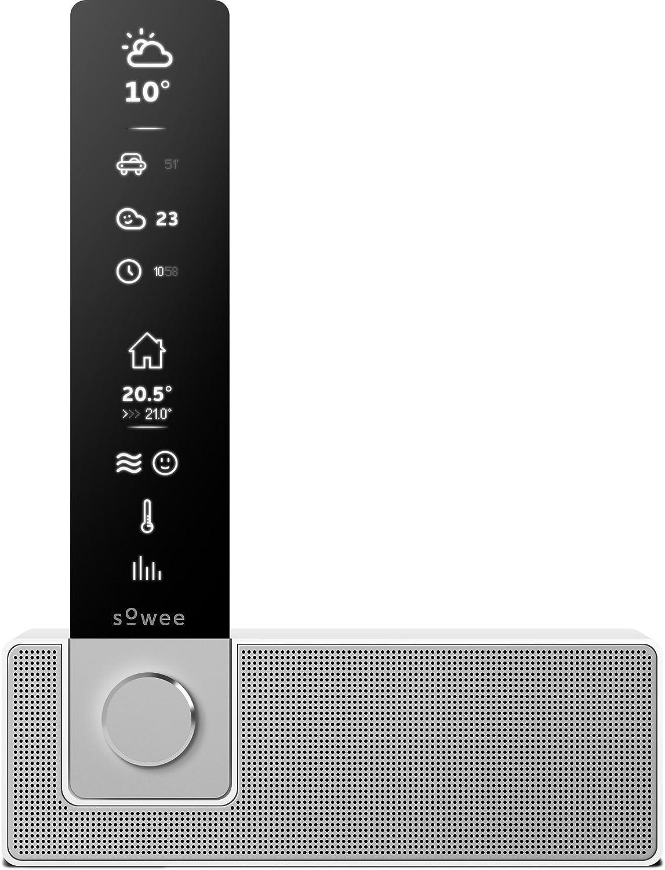 Station connect/ée pilotage radiateurs /électriques avec  Alexa int/égr/é Sowee