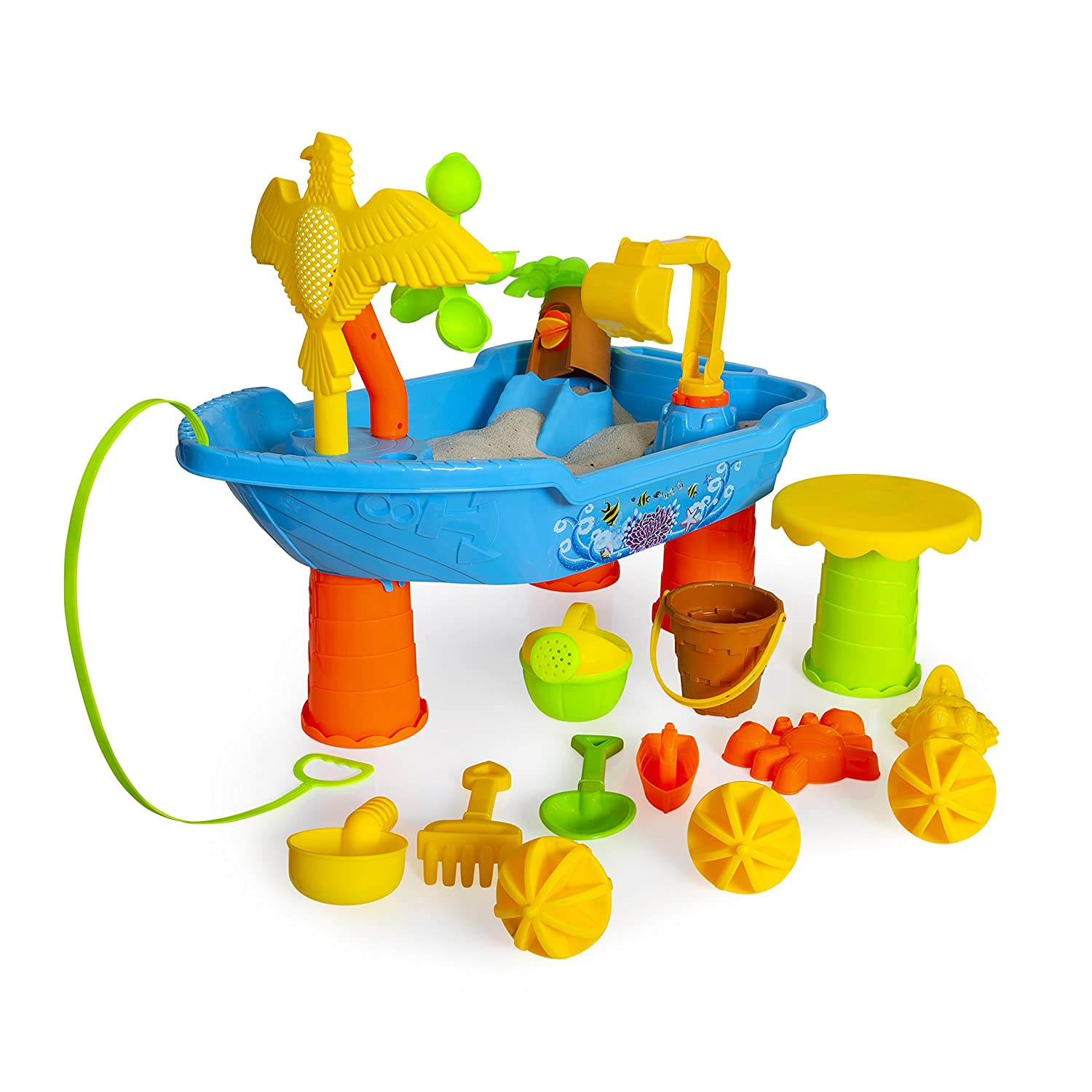 Top 11 Best Water Tables for Kids and Toddlers Reviews in 2021 20