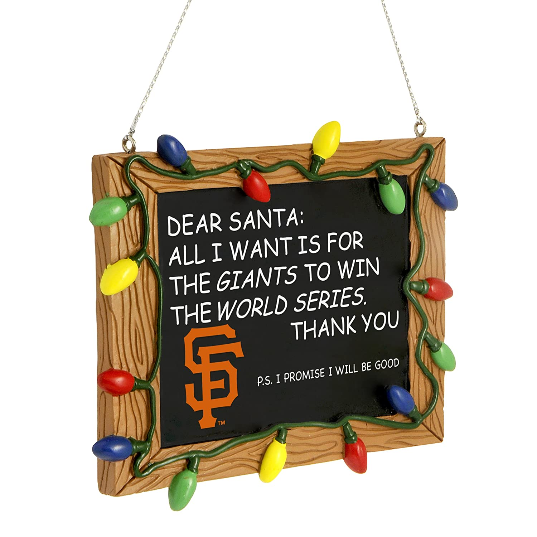 Amazon.com: San Francisco Giants Official MLB 3 inch x 4 inch ...