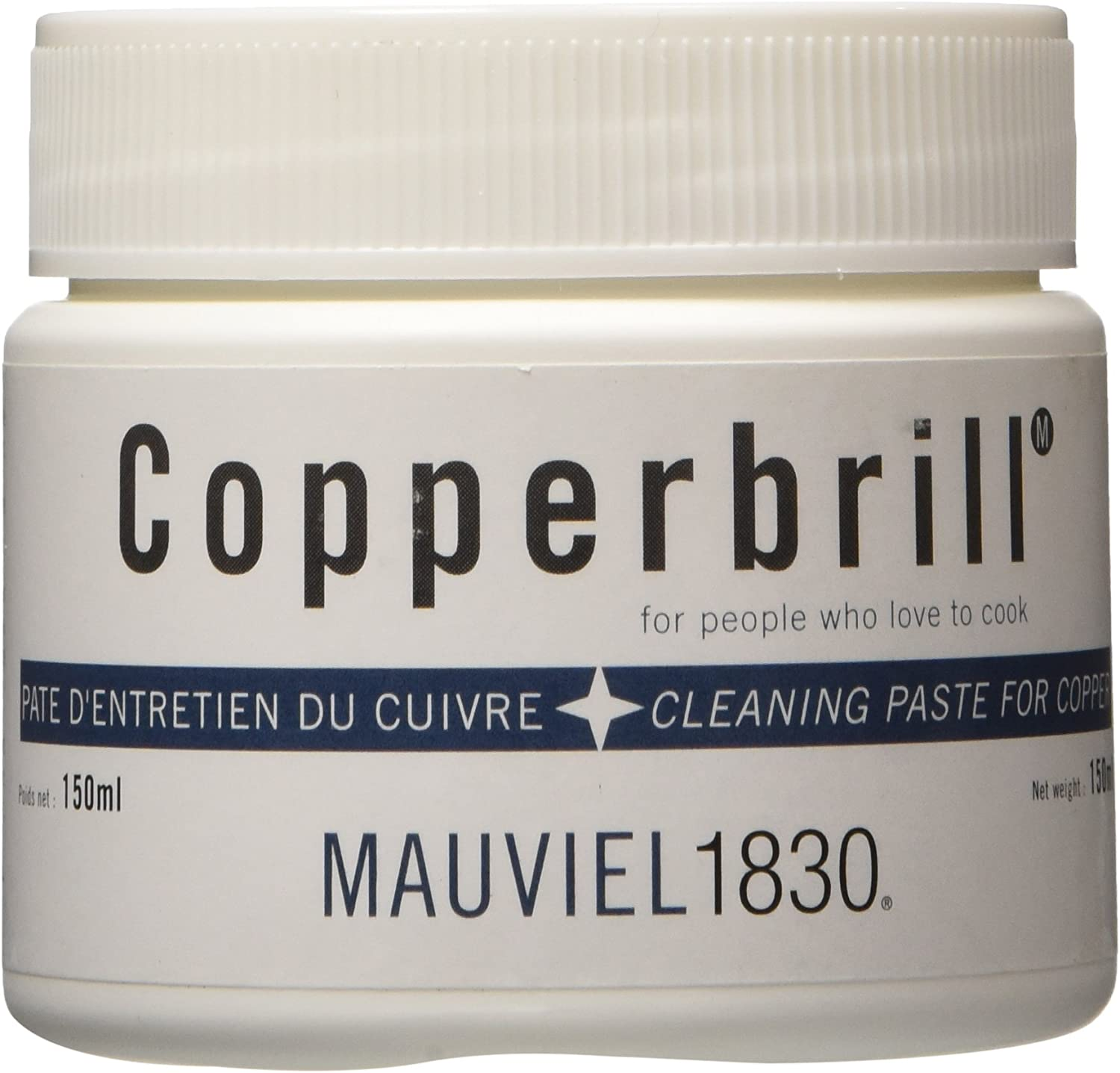 Small Product Image of Mauviel Copperbrill Copper Metal Cleaner