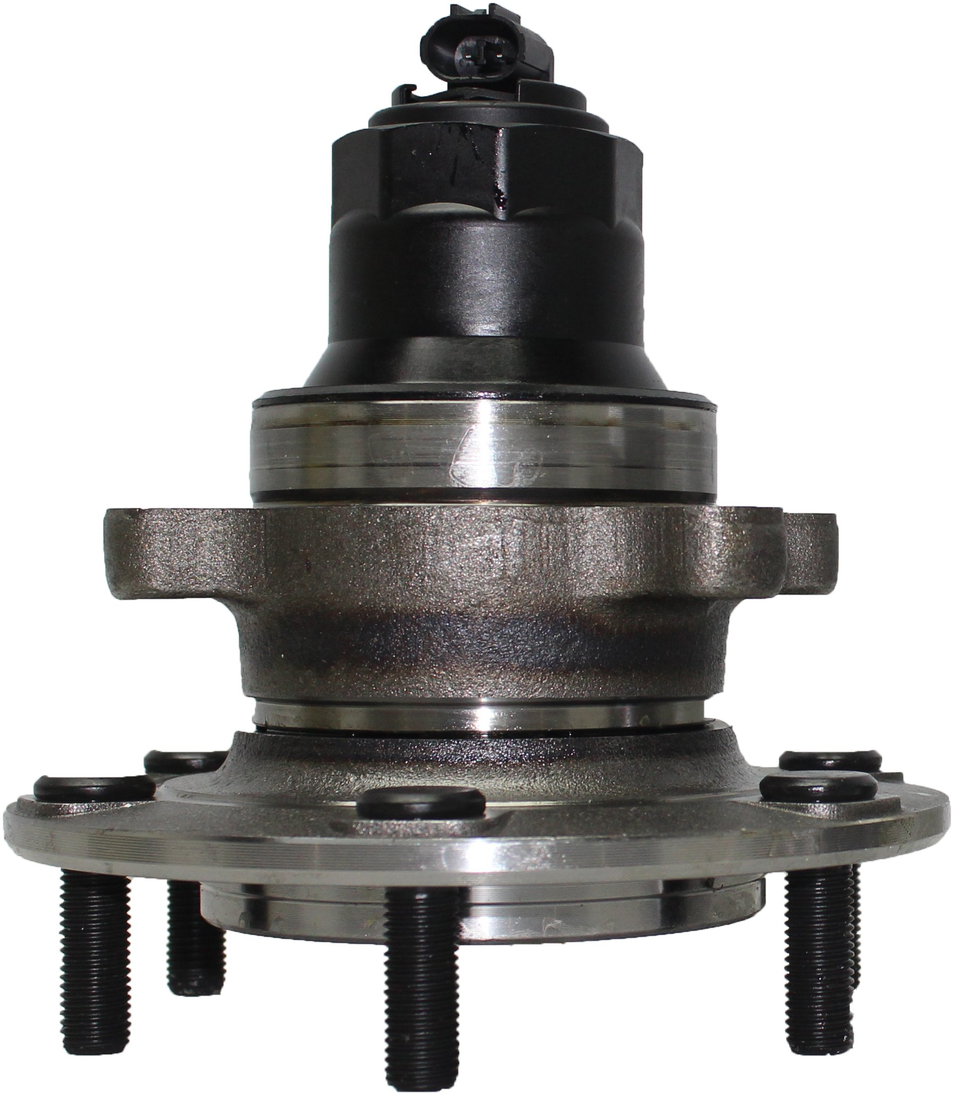 Detroit Axle - Front Wheel Bearing & Hub Assembly Driver or Passenger Side fits 2002-2004 Isuzu Axiom 2WD - [02-04 Rodeo 2wd] - 02-03 Rodeo Sport 2wd - [02 Honda Passport 2WD]