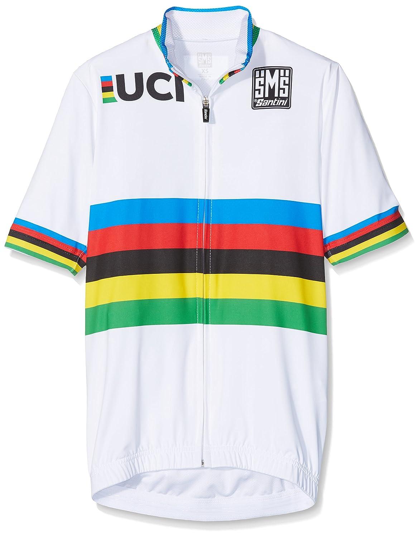 Santini UCI short sleeve shirt 811d649e2