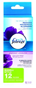Febreze Compatible with Bissell Filter 6596, 6585, 68c7 series - 17T61 - 12