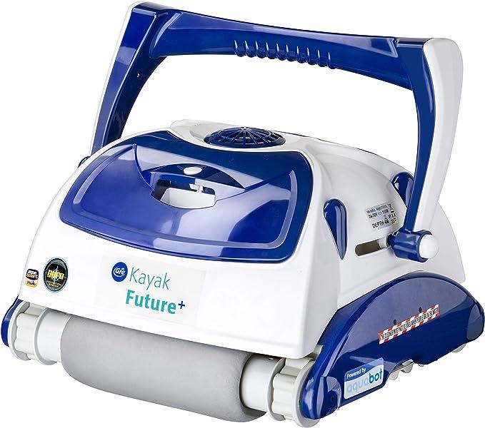 Robot El/éctrico Limpiafondos de Piscina Gre RT1S Track 1 18.000 l//h