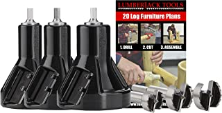 """product image for Lumberjack Tools 1"""", 1-1/2"""" & 2"""" Commercial Master Kit (CSK3)"""