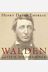 Walden and Civil Disobedience Audible Audiobook