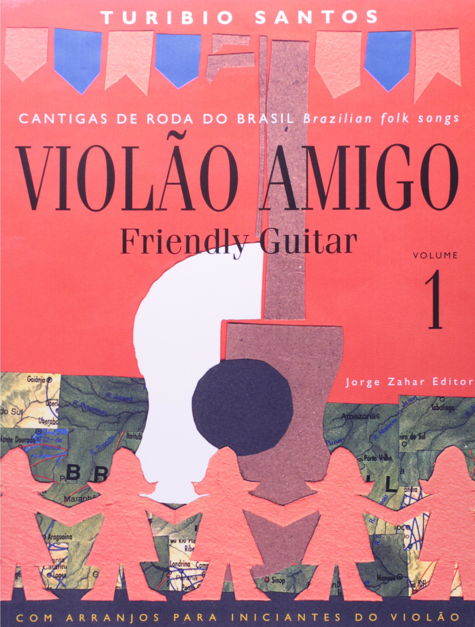 6165353ad Violão Amigo. Cantigas de Roda do Brasil - 9788571104860 - Livros na Amazon  Brasil