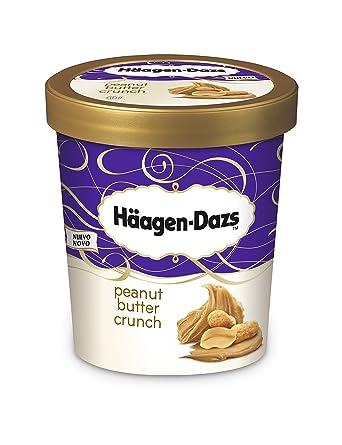 Häagen-Dazs Tarrina de Helado Peanut Butter Crunch - 400 g