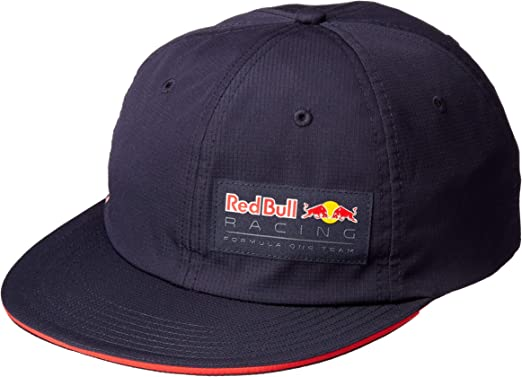 Red Bull Racing Aston Martin Light Flatbrim Cap, Night Sky Gorra ...