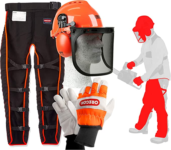Oregon Type A Chainsaw Safety Clothing Kit - Best Safety Gear Kit