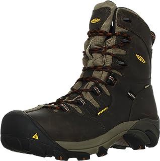 cff0d56eadd Amazon.com | KEEN Utility Men's Pittsburgh Steel Toe Work Boot ...