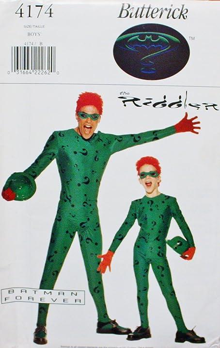 OOP Butterick Costumes Pattern 4174. Boys Szs 6/78/10  sc 1 st  Amazon.com & Amazon.com: OOP Butterick Costumes Pattern 4174. Boys Szs 6/78/10 ...