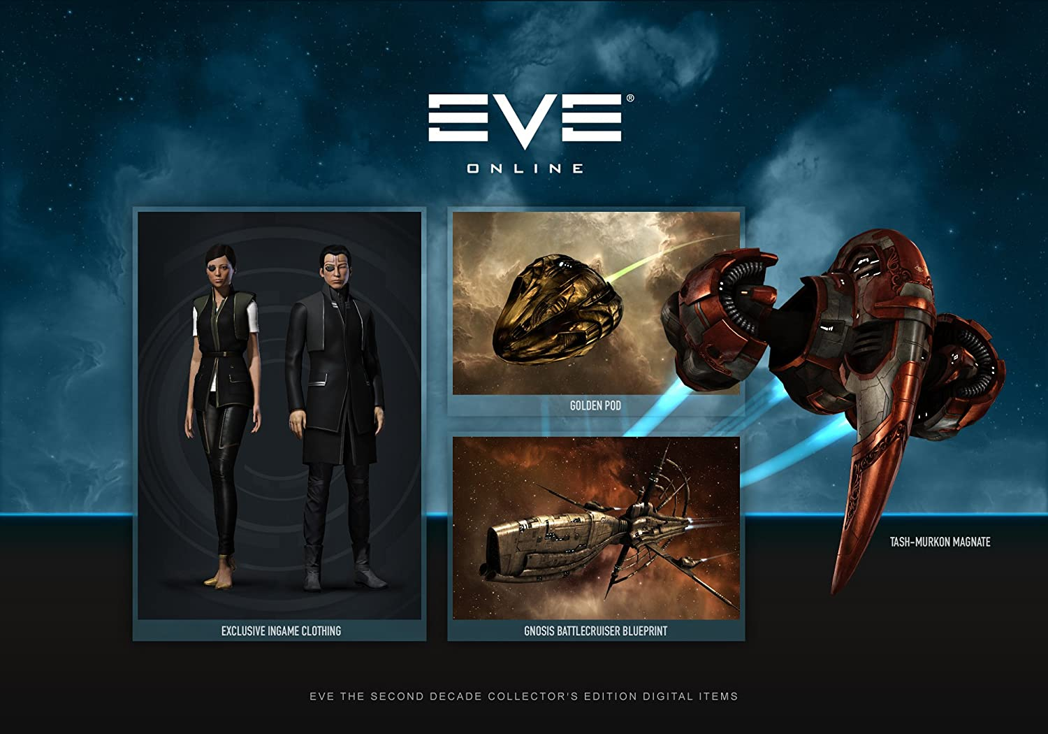 Amazon eve the second decade collectors edition pcmac amazon eve the second decade collectors edition pcmac video games malvernweather Image collections
