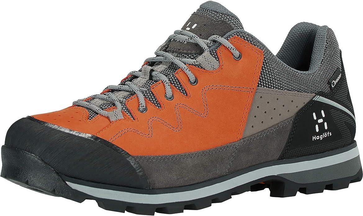 Haglöfs Vertigo Proof Eco, Zapatillas de Senderismo para Hombre: Amazon.es: Zapatos y complementos
