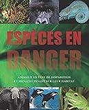 Espèces en danger : Animaux en voie de disparition et menaces pesant sur leur habitat