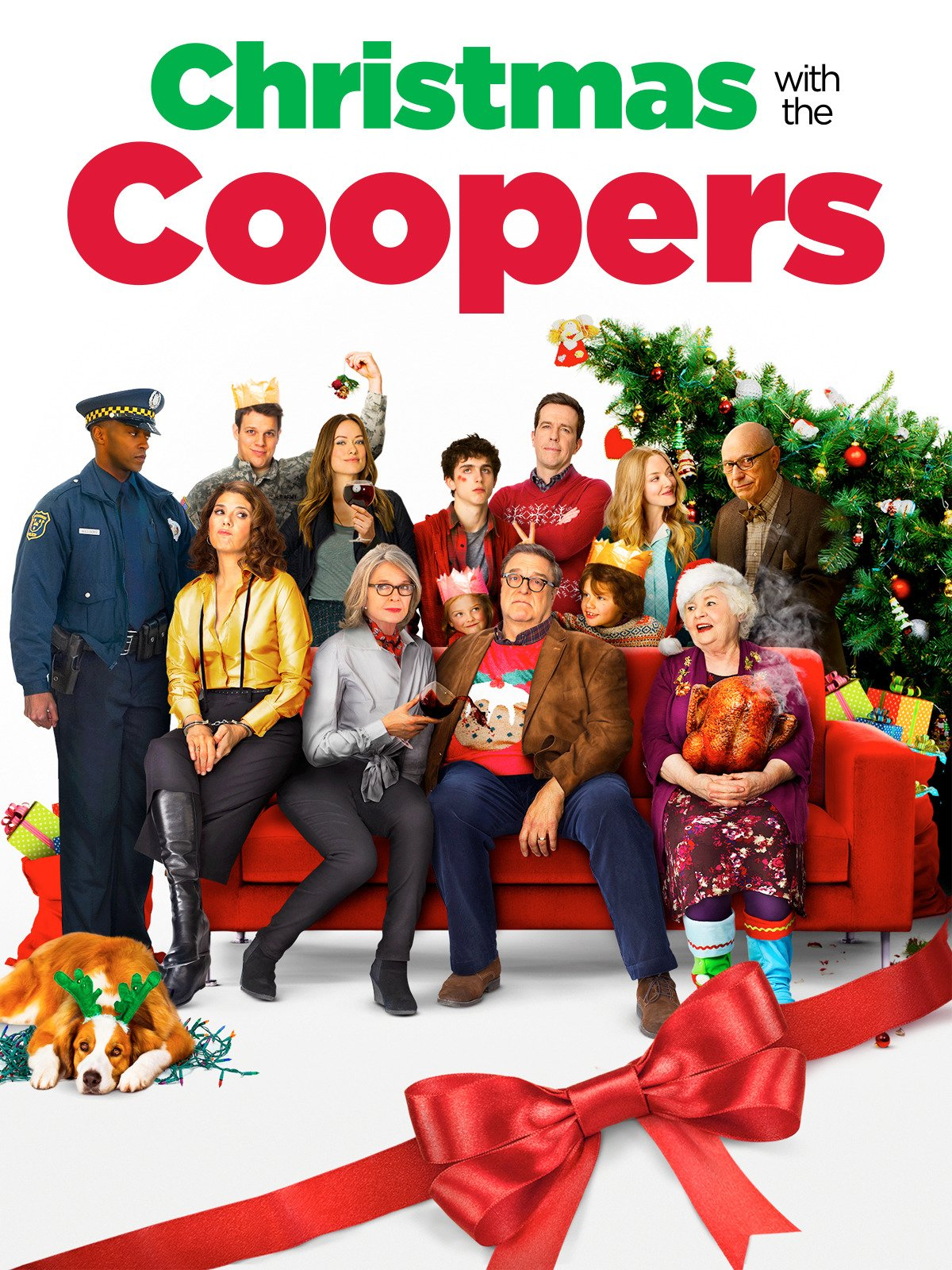 Amazon.co.uk: Watch Christmas with the Coopers   Prime Video