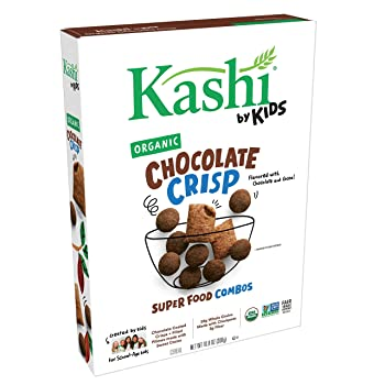 Kashi by Kids Cocoa Vegan Cereal