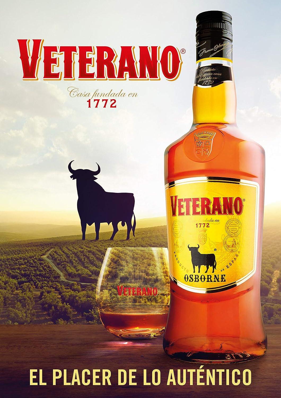 Veterano Bebida Espirituosa Elaborada A Base de Brandy 30º ...