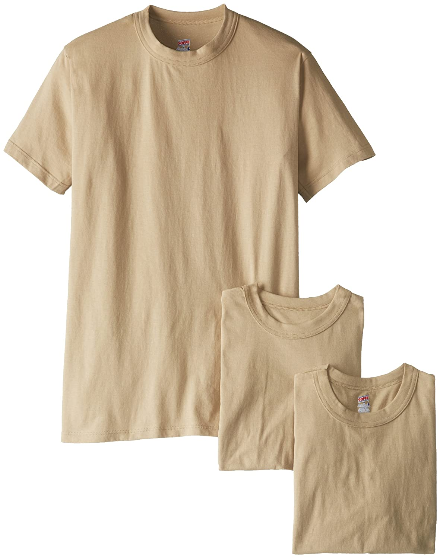 5226f8cf Amazon.com: Soffe Military Soft Spun Tee 3 Pack: Clothing