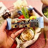 KIND Bars, Blueberry Vanilla & Cashew, Gluten Free, Low Sugar, 1.4oz, 4 Count