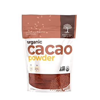 OMG! Ancestral Roots Organic Cacao Powder