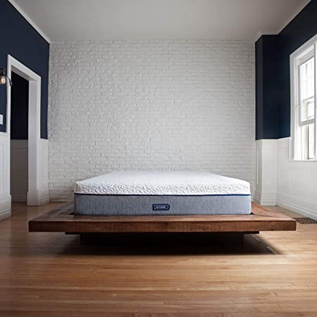 Novosbed Mattress – Luxury Cooling Memory Foam Bed – Queen Size – Medium Firmness – Free Adjustable Comfort – 120 Night Trial – 15 Year Warranty – Made in USA
