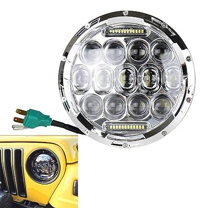 -Chrome 2008 Chrysler TOWN /& COUNTRY Post mount spotlight LED 6 inch Passenger side WITH install kit