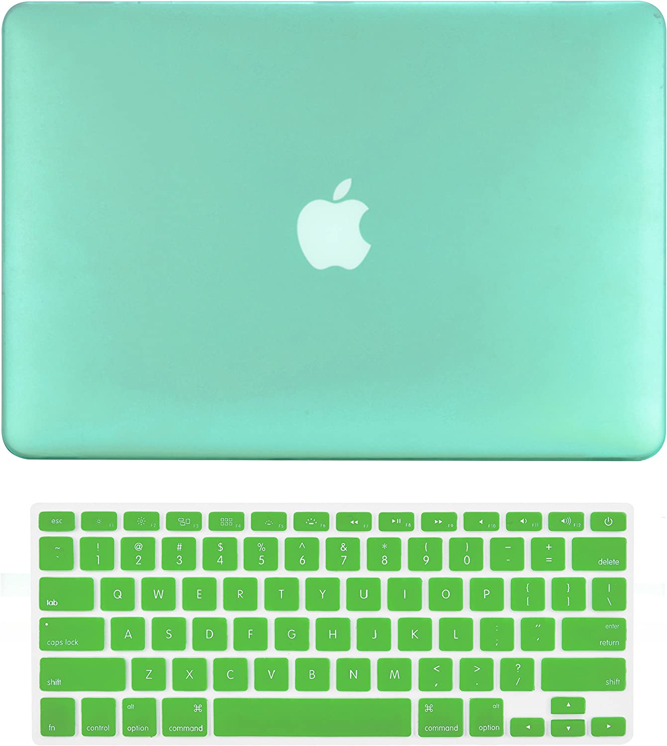 Funda Protector Teclado Macbook Air 13 A1369 A1466 green