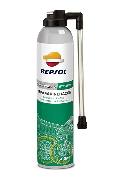 REPSOL REPARA PINCHAZOS SPRAY 300 ML