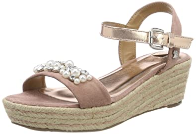 Womens 4895802 Ankle Strap Sandals Tom Tailor tLyIUp