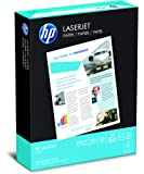 HP Paper, LaserJet Poly Wrap , 24Lb, 8.5 x 11, letter, 98 Bright, 500 Sheets / 1 Ream, (115300R), Made In The USA