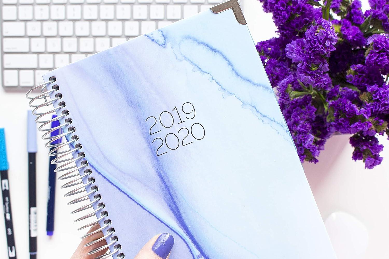 Amazon.com: Bloom Daily Planners - Planificador de tapa dura ...