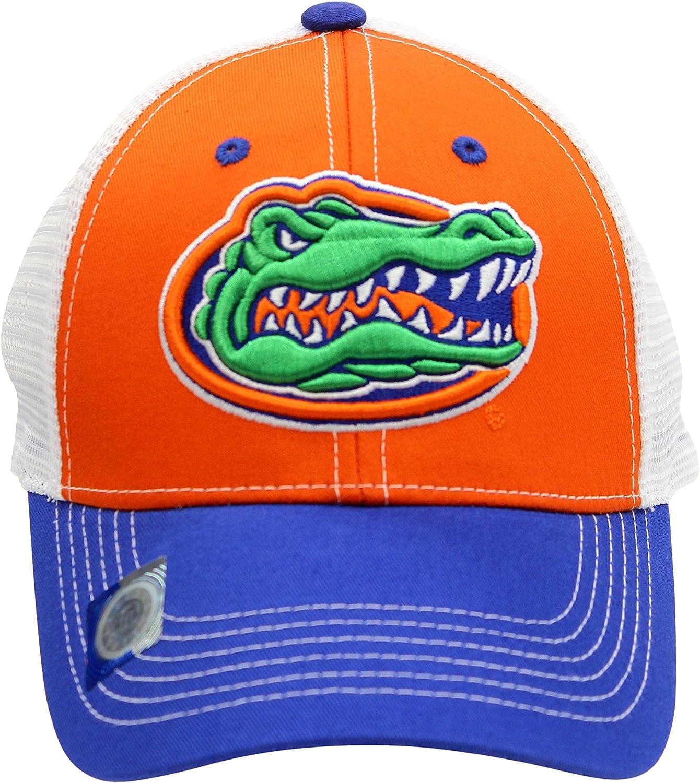 NCAA Eliminator Mesh Trucker Snapback (University Of Florida - Gators)